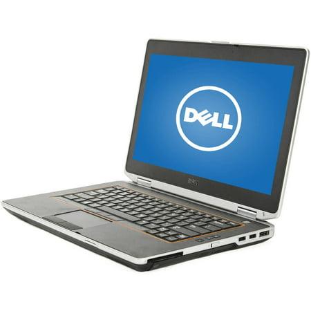 Refurbished Dell Black 14  E6420 Laptop Pc With Intel Core I10 Processor  4Gb Memory  320Gb Hard Drive And Windows 10 Pro