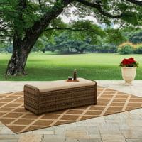 Better Homes and Gardens Hawthorne Park Outdoor Storage Ottoman Deals