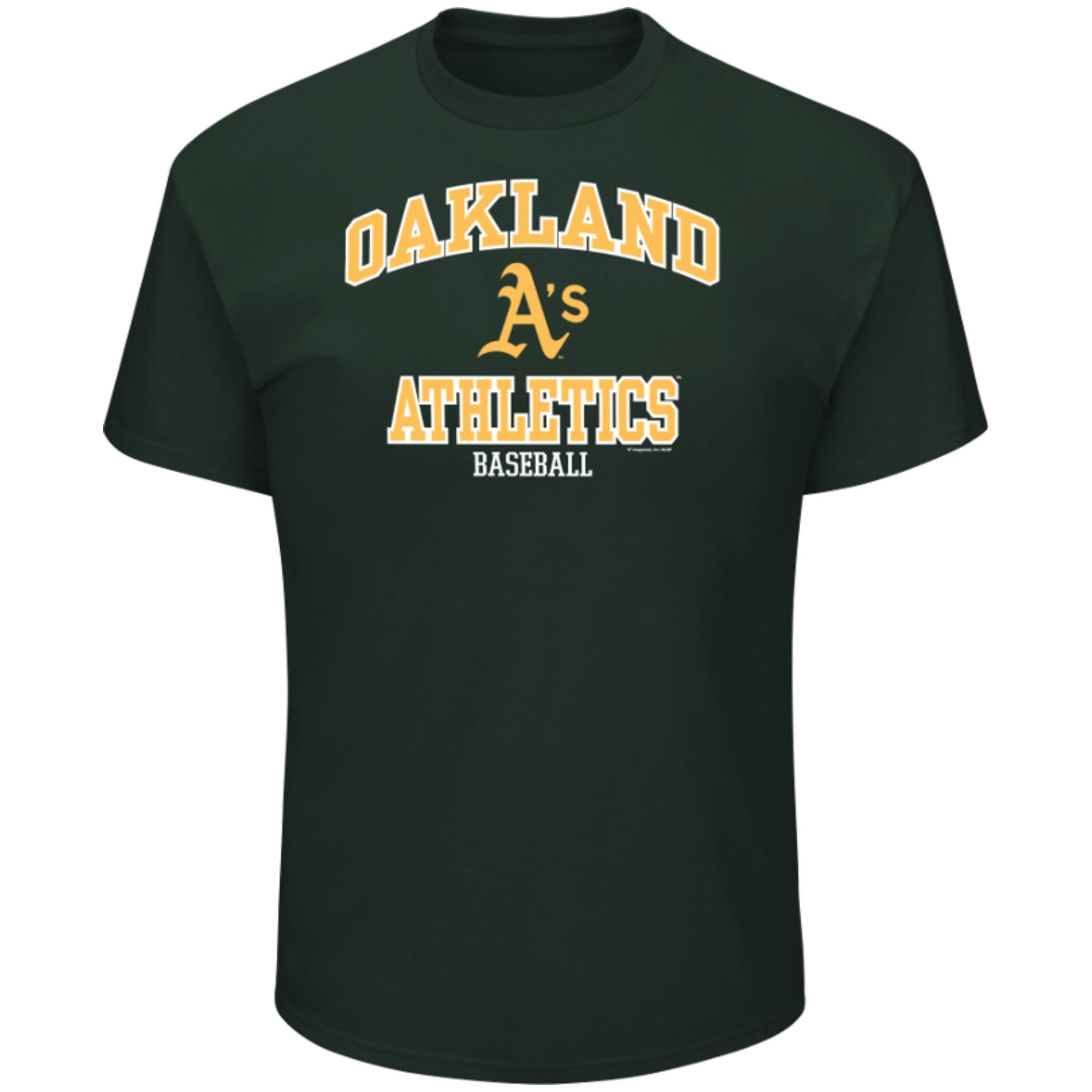 MLB Oakland Athletics Men's High Praise T-Shirt