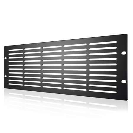 19 Inch 3u Rackmount - AC Infinity Rack Panel Accessory Vented 3U Space for 19