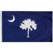 3x5' South Carolina Heavy Weight Nylon Flag From All Star Flags
