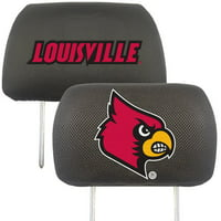 University of Louisville Headrest Covers