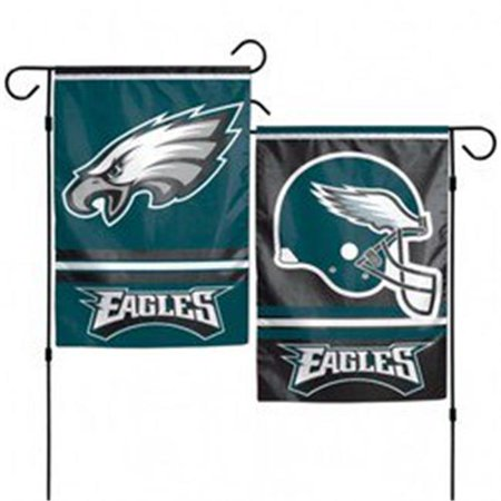Wincraft 3208577611 12 x 18 in. Philadelphia Eagles Flag Garden Style 2 Sided - image 1 of 1