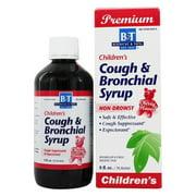 Boericke & Tafel - Cough & Bronchial Syrup for Children Cherry Flavor - 8 fl. oz.