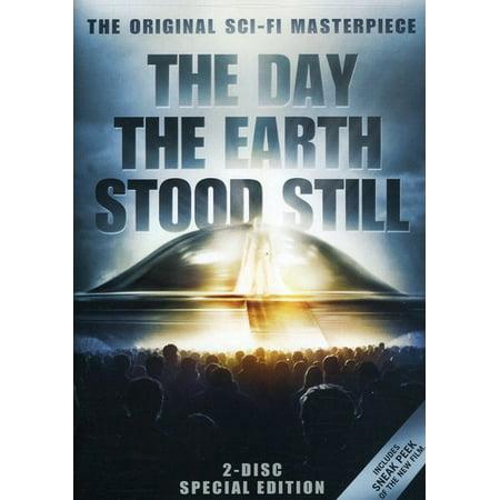 Day the Earth Stood Still ( (DVD))