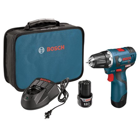 Bosch PS32-02 12-Volt Max Brushless 3/8 in. Cordless Driver -
