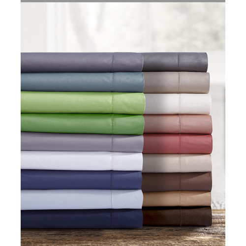 Tribeca Living Egyptian Cotton Pillowcase (Set of 2)