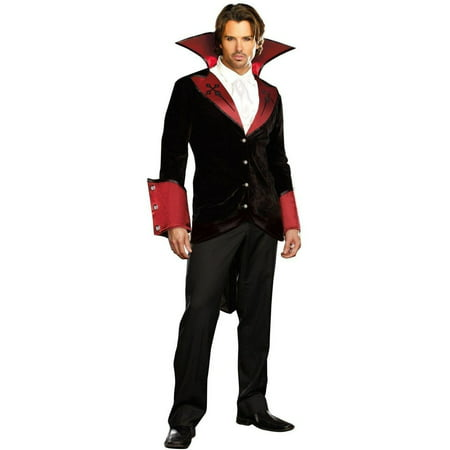 Adult Male Just One Bite Vampire Costume Dreamgirl - Just One Bite Costume