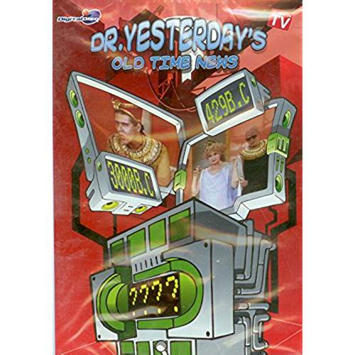 DR. YESTERDAY'S OLD TIME NEWS: 3000 B.C/429(DVD) - image 1 de 1