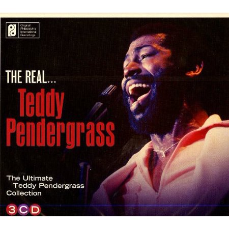 Real Teddy Pendergrass (CD) (Best Of Teddy Pendergrass)