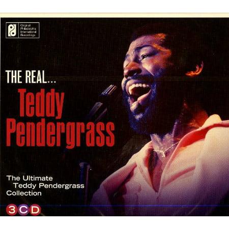 Real Teddy Pendergrass (CD) (Best Of Teddy Pendergrass)