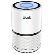 Levoit Air Purifier Filtration with True HEPA Filter, Compact Odor Allergen Eliminator Cleaner