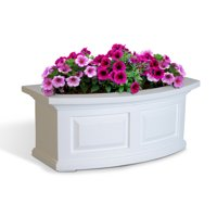 Nantucket Window Box 2FT White