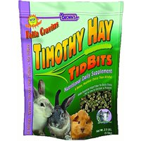 Brown's Falfa Cravins Timothy Hay Tidbits Small Animal Treats, 2.5 Lb