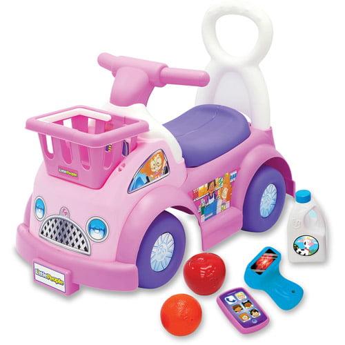 Little People Shop N' Roll Ride-On