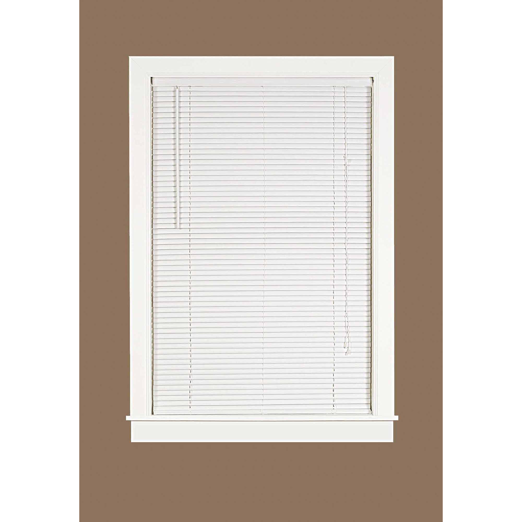 blind products wood blinds coverings faux with mice window valance