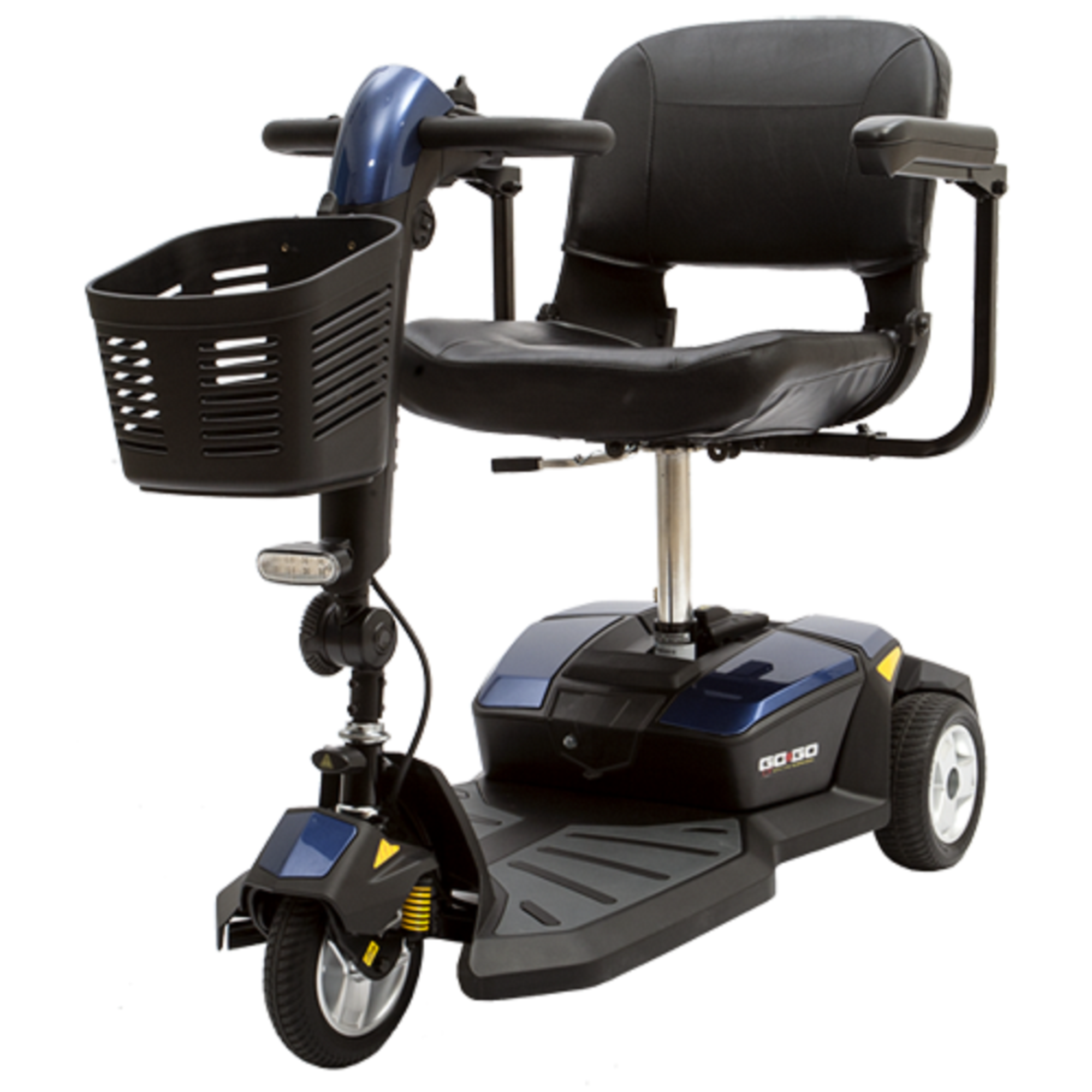Pride Mobility Go-Go LX with CTS Suspension, Travel Scoot...
