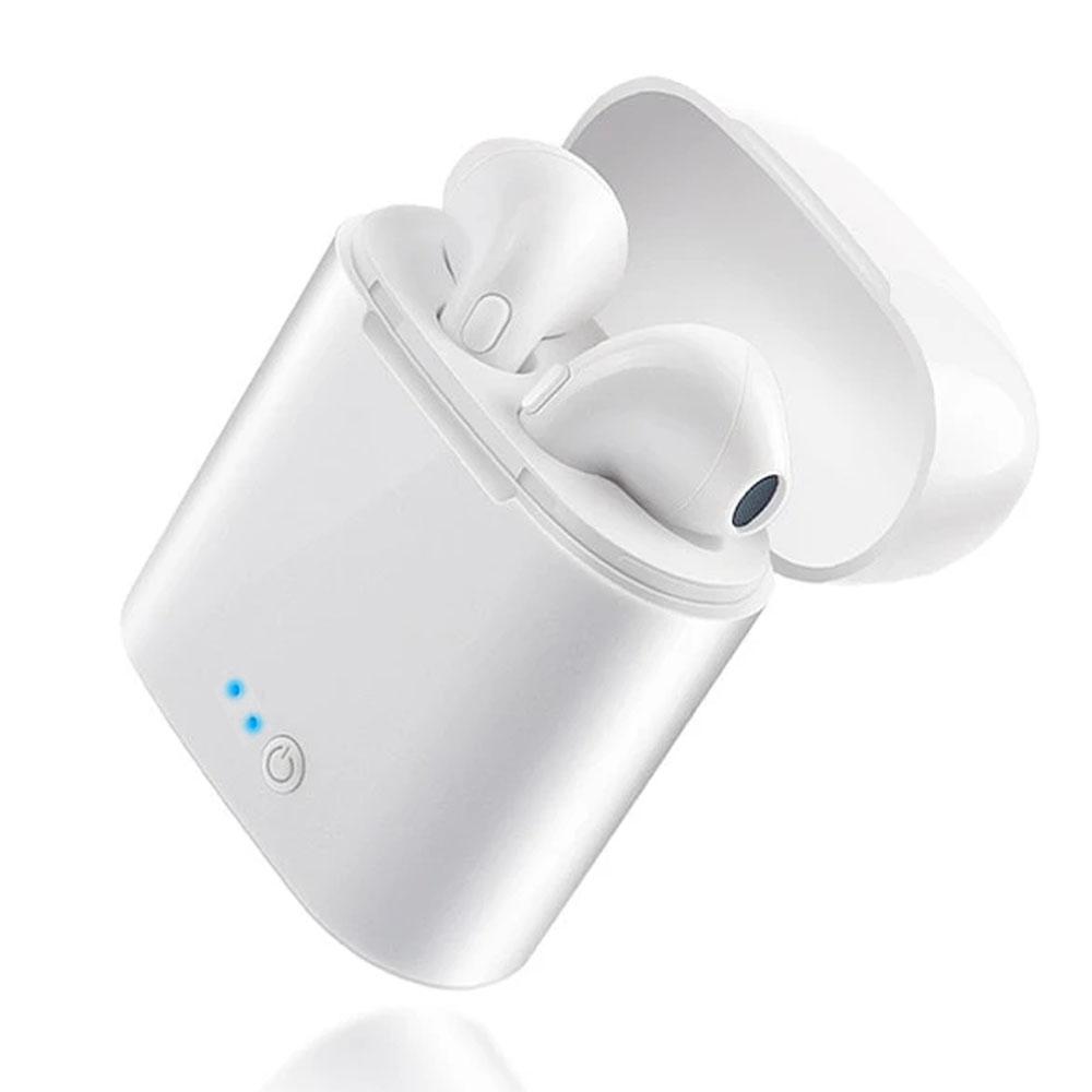 Twins Wireless Earbuds Mini Bluetooth Headset Earphone With Charging Case For Iphone 11 X 8 7 6s 6 Plus Se Samsung Galax Walmart Com Walmart Com