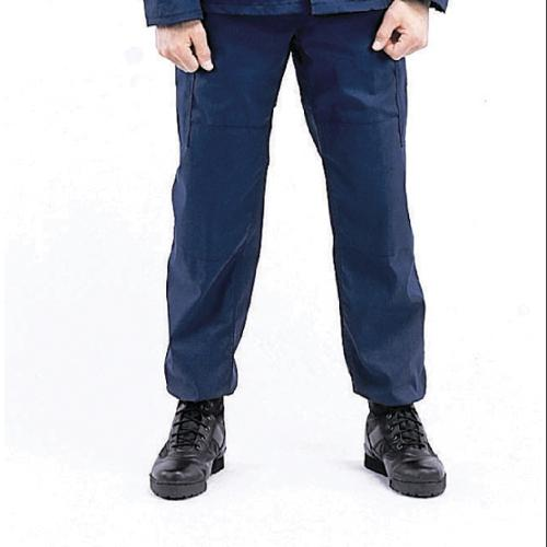 Navy Blue  BDU Pants, Military Fatigues