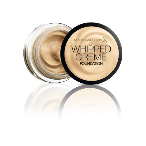 Max Factor Whipped Creme Foundation - 47 Blushing Beige (18ml)