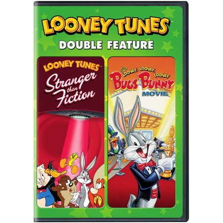 Looney Tunes: Stranger Than Fiction / Bugs Bunny Movie (DVD) - Bugs Bunny Feet