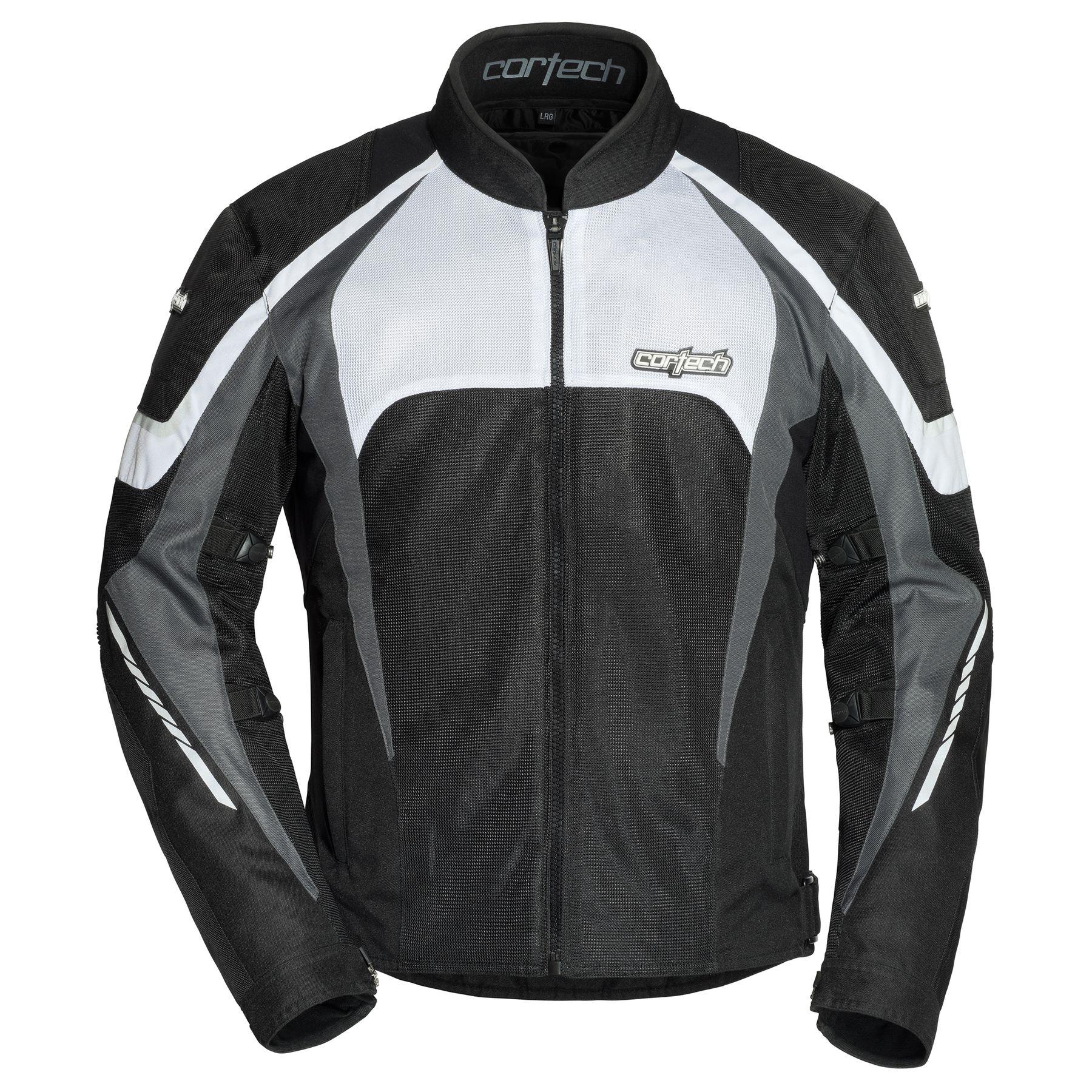Cortech GX Sport Air 5.0 Mens Jacket Black/Gunmetal