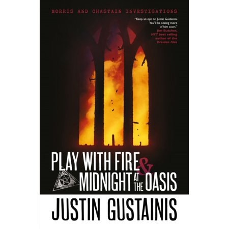 Play With Fire & Midnight At The Oasis - eBook
