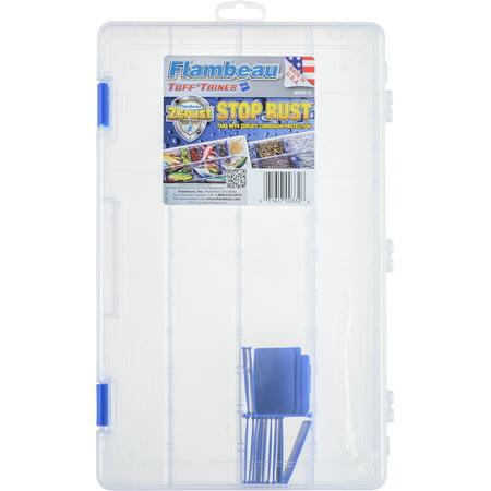 Flambeau Tuff Tainer Tackle Box with Zerust, 5007