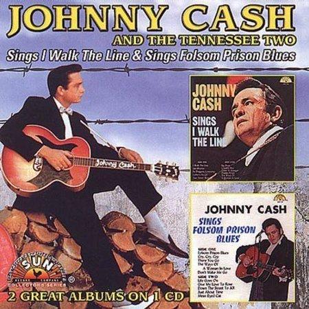 Johnny Cash   Sings I Walk The Line Sings Fo  Cd