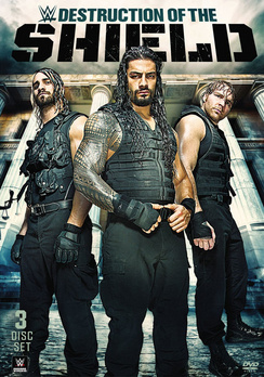 WWE: Destruction of the Shield (DVD) by WARNER HOME VIDEO