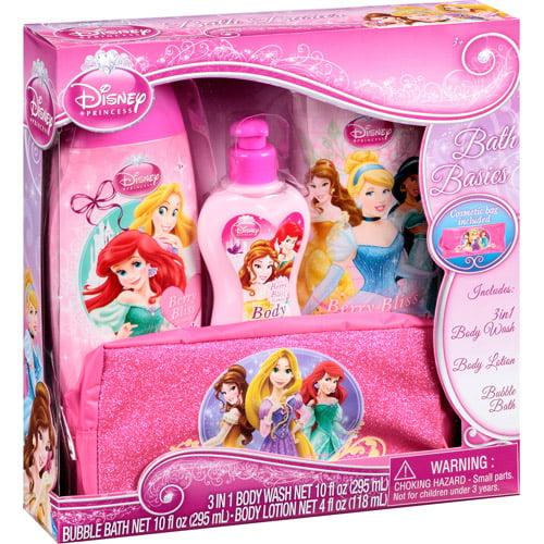 Princess Body Care Basics Gift Set
