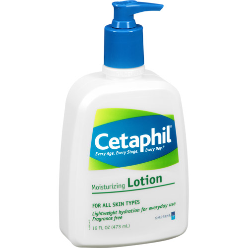 Cetaphil Moisturizing Lotion, 16 fl oz