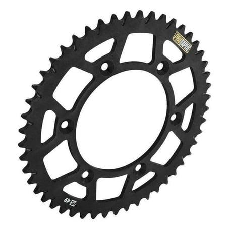 ProTaper 033226 Race Spec Aluminum Rear Sprocket - Black - 53T