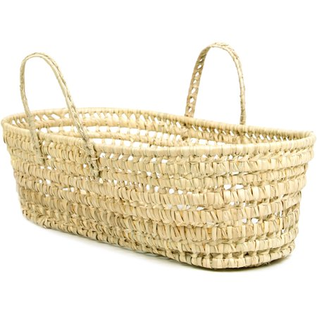 Garden Moses Basket - Tadpoles All Natural Organic Storage Basket