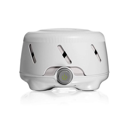 Dohm UNO White Noise Machine | Real Fan Inside for Non-Looping White Noise | Sound Machine for Travel, Office Privacy, Sleep Therapy | for Adults & Baby | 101 Night Trial (Marpac Dohm Ds Dual Speed Sound Conditioner)