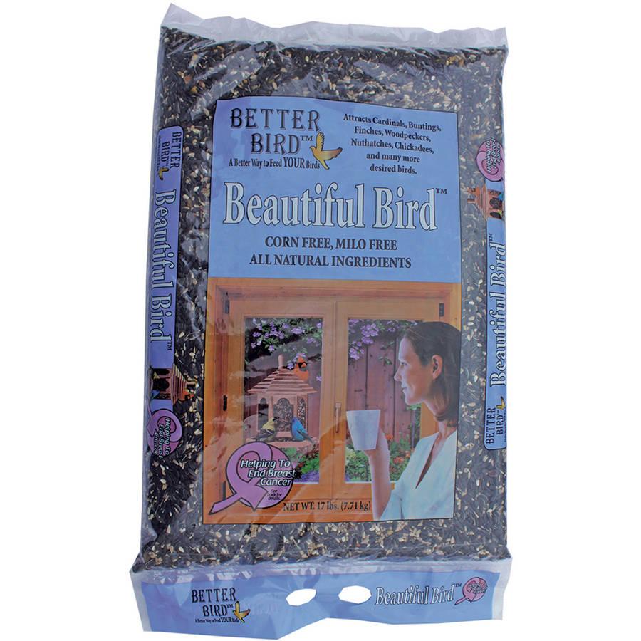 Better Bird 640170 17 Lb Beautiful Bird Bird Food by D&D Commodities Ltd.