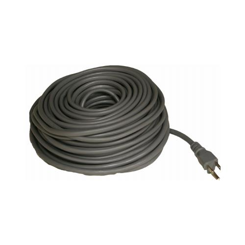 Wrap On 14120 Roof & Gutter Cable, Gray, 120-Ft.