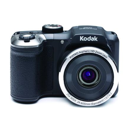 Kodak PIXPRO AZ252 Digital Camera with 16 Megapixels and 25x Optical Zoom