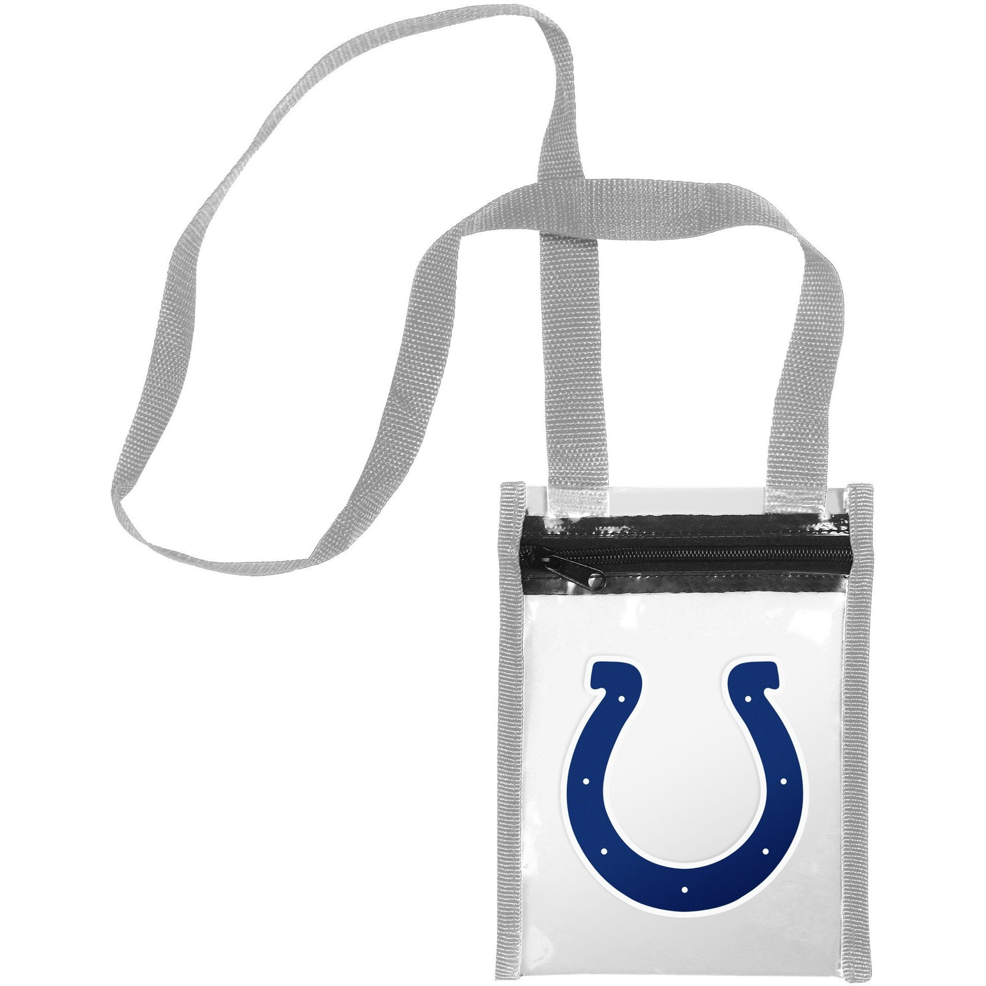 Indianapolis Colts NFL Clear Crossbody Tote Bag