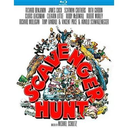Scavenger Hunt (Blu-ray) - Halloween Online Scavenger Hunt