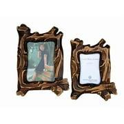 Sunshine Trading ST-16-7 Handmade Wood Photo Frame - 5 x 7 Inch