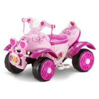 Disney Princess Toddler Quad, 6-Volt Ride-On Toy by Kid Trax, ages 18 - 30 months