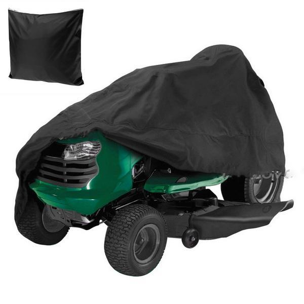 55 Inch All Season Protection Garden Yard Riding Mower Lawn Tractor Cover by