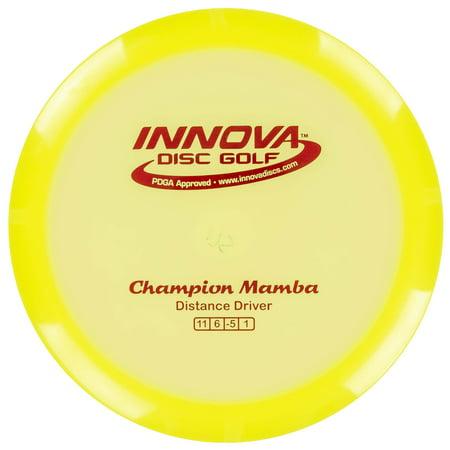 Innova Disc Golf Champion Mamba Distance Driver