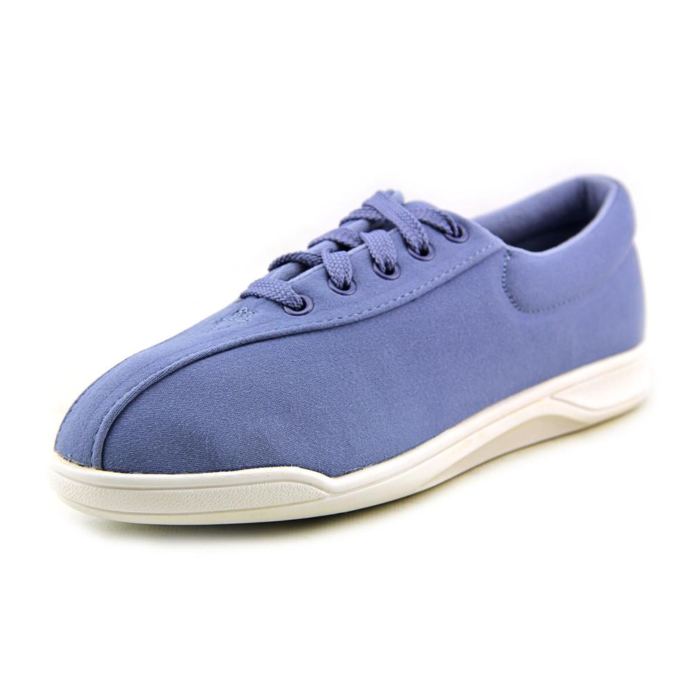 easy spirit active ap1 2e toe canvas sneakers