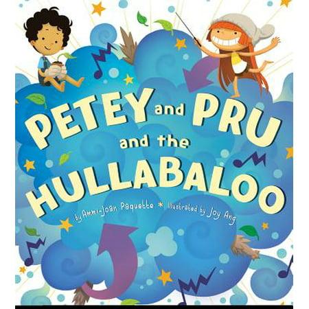 Petey and Pru and the Hullabaloo - eBook - Halloween Hullabaloo