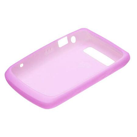 OEM BlackBerry Bold 9700 Silicon Skin Case - Pink ()