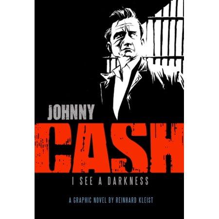 Johnny Cash   I See A Darkness  Paperback