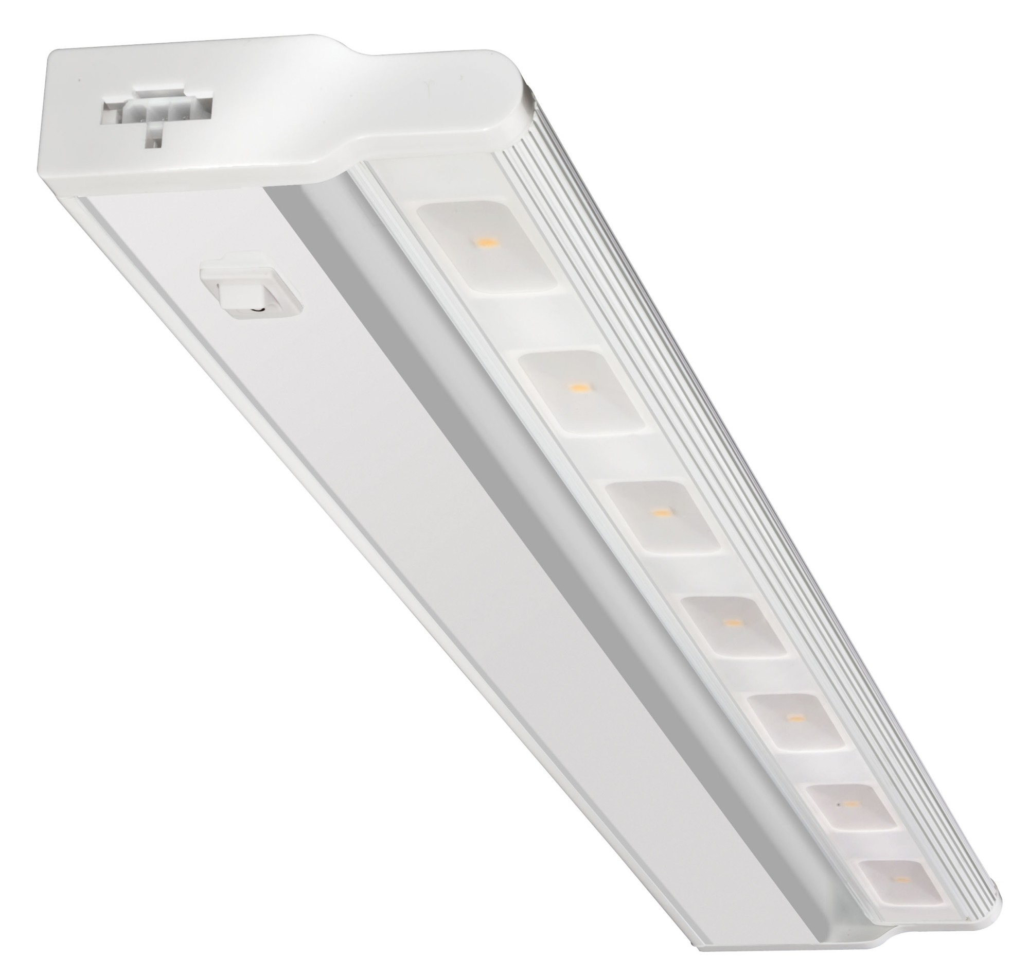 "Lithonia Lighting Ucld 24In 30K 90Cri Swr M4 24"" Wide 13 Watt Integrated Led 120 - White"