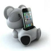 Impecca AS602 Koala Character Shaped 6 Watt Ipod Docking Speaker